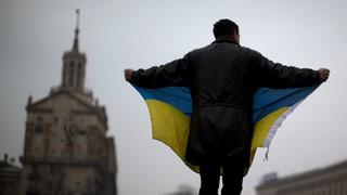 Rathaus-Übergabe: Schweizer Botschafter vermittelt in Kiew