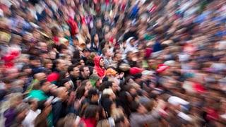 Zuzüger treiben Bevölkerungswachstum an