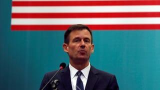 Islamabad bestellt US-Botschafter ein