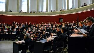 Sorgenfalten in Luzern wegen kleinerer Beiträge aus dem NFA