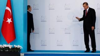 «Türken haben Moskau mehrmals gewarnt»