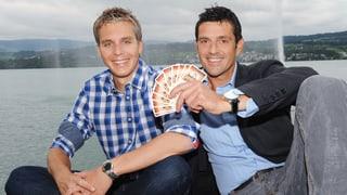 Video ««Kilchspergers Jass-Show – Spiel und Spass mit Prominenten» » abspielen