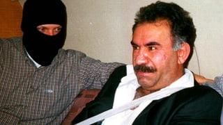 Kurdische Abgeordnete bei Öcalan