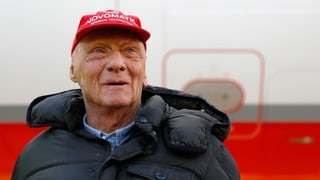 Niki Lauda: Totgesagte leben länger