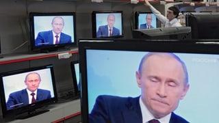 «Kremlnahe Kreise wollen im Westen für Verunsicherung sorgen»