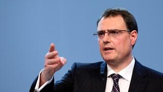 SNB schliesst Negativzinsen für die Schweiz nicht aus