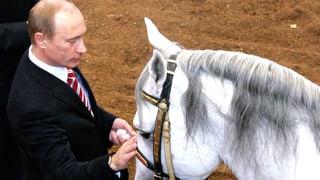 Warum Putin so gern in Wien ist