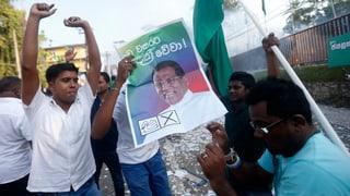 Wahlschlappe für Sri Lankas Machthaber Rajapaksa