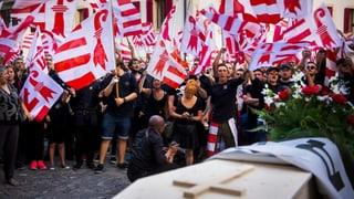 Separatisten protestieren gegen jüngstes Moutier-Urteil