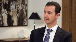 Assad zerschlägt Hoffnung auf Feuerpause