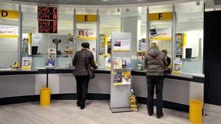Sparübung soll Post-Umsatz ankurbeln