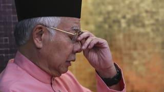 Ex-Regierungschef Malaysias darf Land nicht mehr verlassen