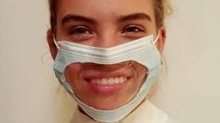 Empa testet transparente Hygienemaske (Artikel enthält Audio)