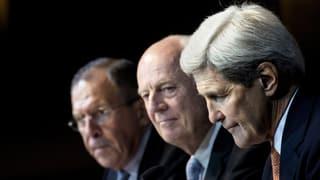 Syrien-Gespräche in Wien: «Noch nicht der Durchbruch»