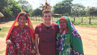 Video ««Meine fremde Heimat» – Kolumbien» abspielen