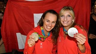 Argient per Timea Bacsinszky e Martina Hingis a Rio