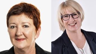 Schelbert und Rauber ergänzen Stadtregierung im 2. Wahlgang (Artikel enthält Audio)
