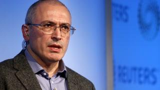 Moskau beschuldigt Chodorkowski des Mordes