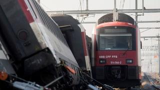 Zugunglück von Rafz: Lokführer missachtete Signal