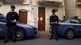 Schlag gegen Mafia: Spuren führen in die Schweiz