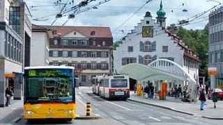 Die Ostschweiz ist zu hügelig für Hybridbusse