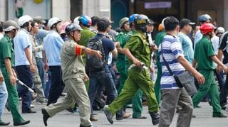 China rettet Landsleute aus Vietnam