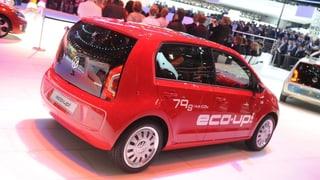 Erdgasautos verdrängen Hybrid von der Spitzenposition