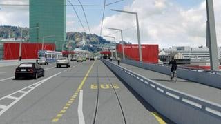 Braucht es ein Tram über die Hardbrücke?