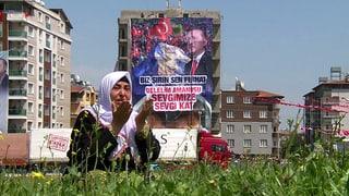 Recep Tayyip Erdogan – Feindbild und Übervater