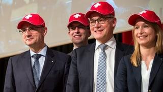 Die Alten gehen, die Jüngeren kommen: SVP Aargau erneuert sich