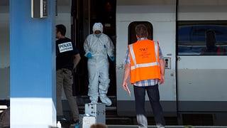 Angriff in Thalys-Zug: War der Täter ein Islamist?