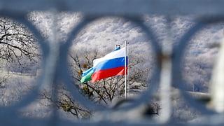 Hochrangige russische Vertreter erhalten EU-Einreiseverbot