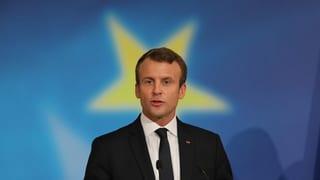 Macron vul refurmar l'Uniun europeica