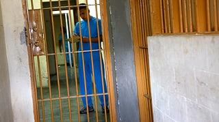 Das harte Los der politischen Gefangenen