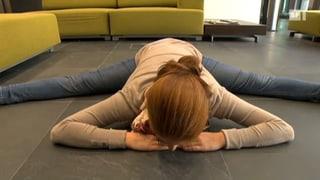 Hypermobilität - Wann ist beweglich zu beweglich?