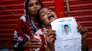 Bangladesch: Firmen wollen Betroffene entschädigen
