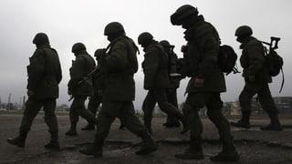 Krim-Krise: Die diplomatischen Drähte laufen heiss
