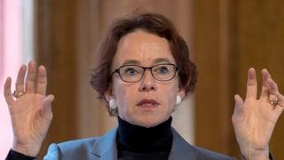 Eva Herzog und Parteipräsidien stellen «Basler Kompromiss» vor