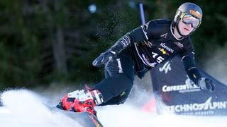 Buna partenza per ils snoboardists grischuns Galmarini e Caviezel