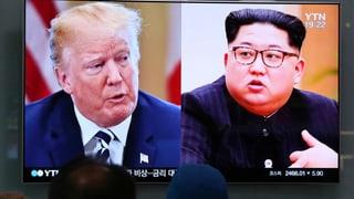 Kim will Trump treffen