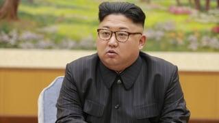 Nordkorea droht mit Absage von Trump-Gipfeltreffen