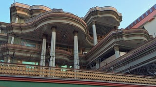 Seit dem Abzug der Nato-Truppen stehen Kabuls Paläste leer