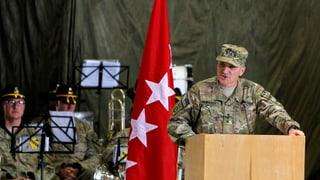 Führungswechsel bei den europäischen Nato-Streitkräften