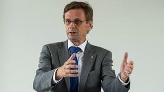 Polizeidirektor Hans-Jürg Käser: «Wir haben kein Asylchaos»