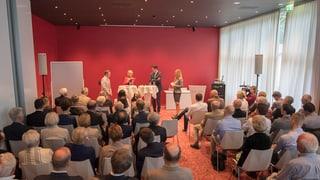 Die Anwärter auf die Nachfolge von FDP-Bundesrat Didier Burkhalter beantworteten Fragen aus der Bevölkerung.