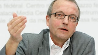 Rücktritt: Hans-Jürg Fehr geht für die Partei in Rente