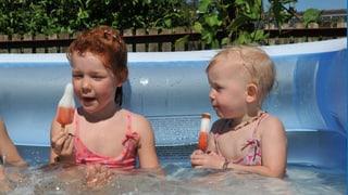 Tipps für die Hitzewoche