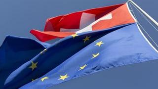Cunvegna tranter Svizra e UE lascha spetgar