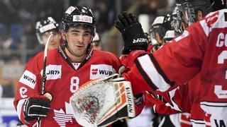 Team Canada sco spetgà en il mezfinal