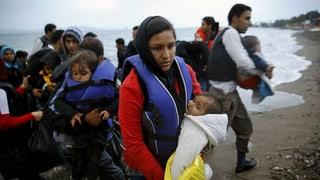 40'000 Flüchtlinge sollen in Europa umgesiedelt werden